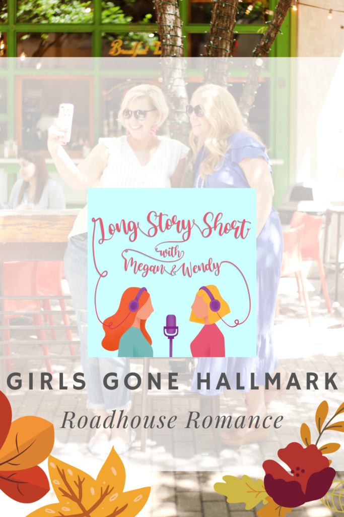 """NEW POD EP: Megan and Wendy review Hallmark Channel's new Fall Harvest 2021 movie """"Roadhouse Romance"""" starring Tyler Hynes and Lauren Alaina. #HallmarkChannel #Hallmarkies #Hynies #FallHarvestMovies"""